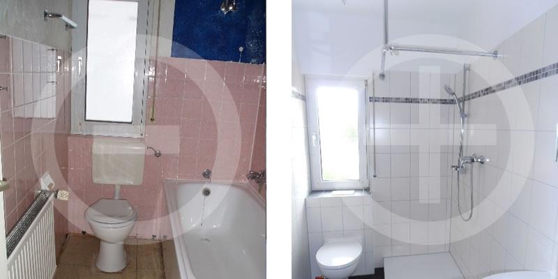 badsanierung aus einer hand in nrw ihr neues badezimmer. Black Bedroom Furniture Sets. Home Design Ideas